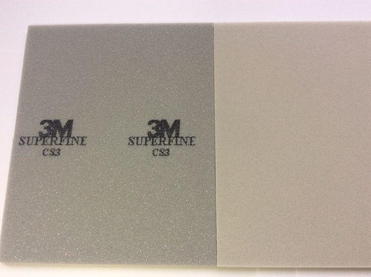 Супертонкая абразивная губка 3M Softback 03810/50885 Superfine, P400, светло-серая