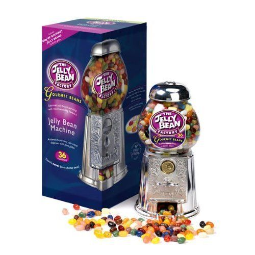 Jelly Bean Machine / Dispenser with free 600grams of Jelly Beans
