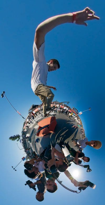 Little Planets: Seriously Twisted Panoramas | Graphics.com #photography