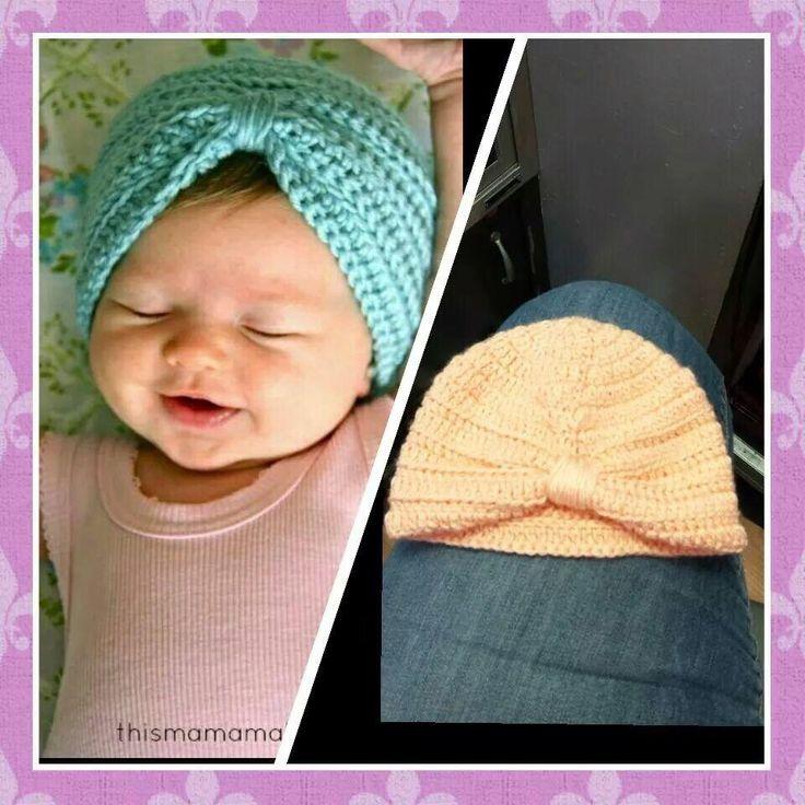 381 besten Turbans Bilder auf Pinterest   Turbane, Elfenbein und Häkeln