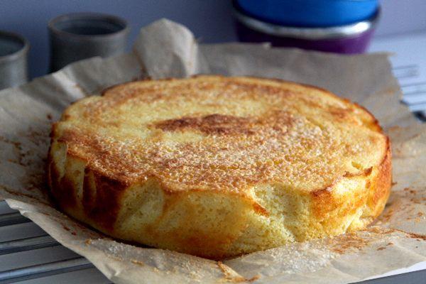 Lemon Polenta Cake By Rose Gray And Ruth Rogers | Lagom Design. Delicious, Keva xo.