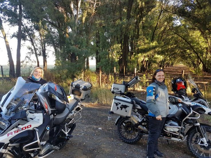 My husband and I went away last week with our friends, on what can only be described as a fast paced epic adventure. My husband and his friend are avid 'bikers'. Think more 'respe…