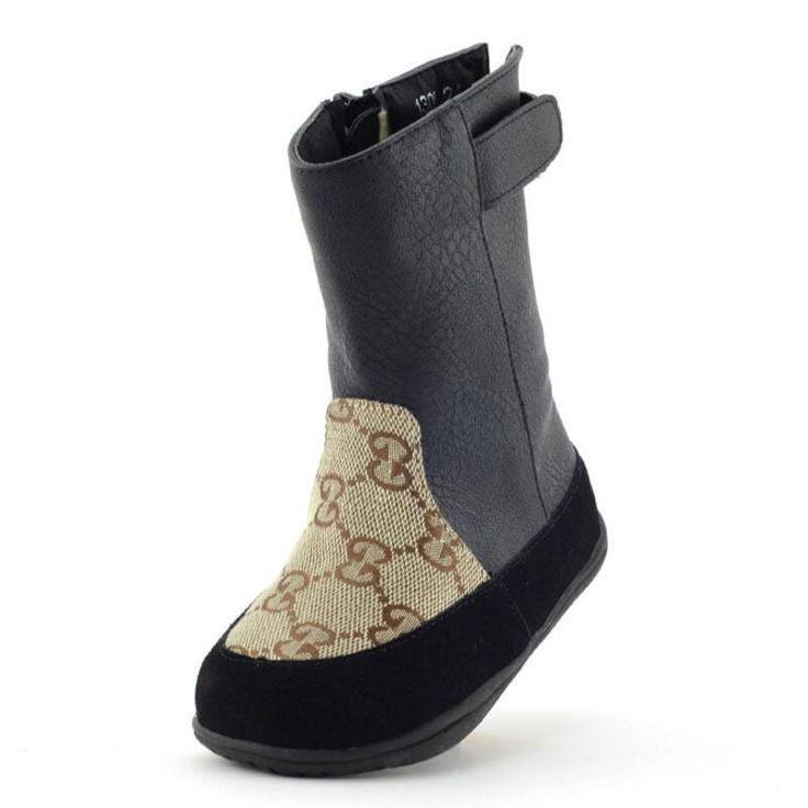 Детские кожаные ботинки для девочек зимние сапоги дерево wrasse Новинка 2017 модная зимняя одежда детская обувь нескользящие теплые хлопковые сапоги купить на AliExpress