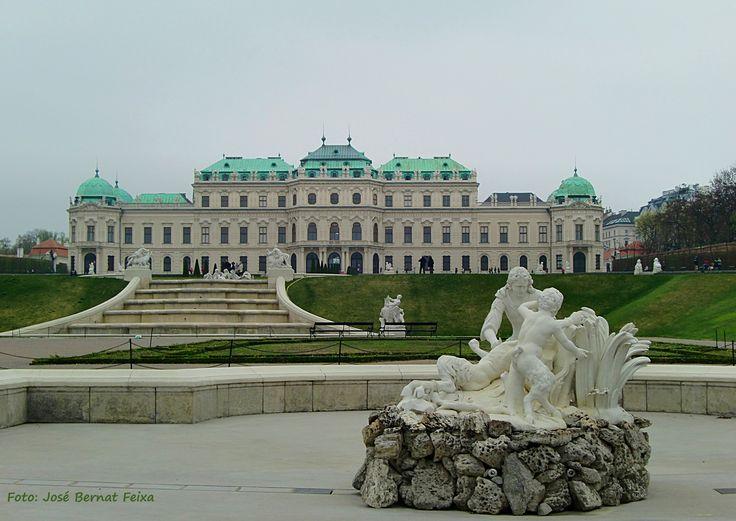 Belvedere, Wenen