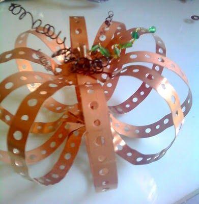 Pumpkin Tutorial & Give Away | Frou FruGal