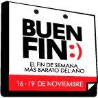 El Buen Fin será del 16 al 19 de Noviembre en México