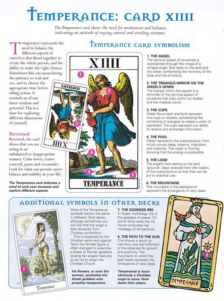 Tarot Images On Pinterest