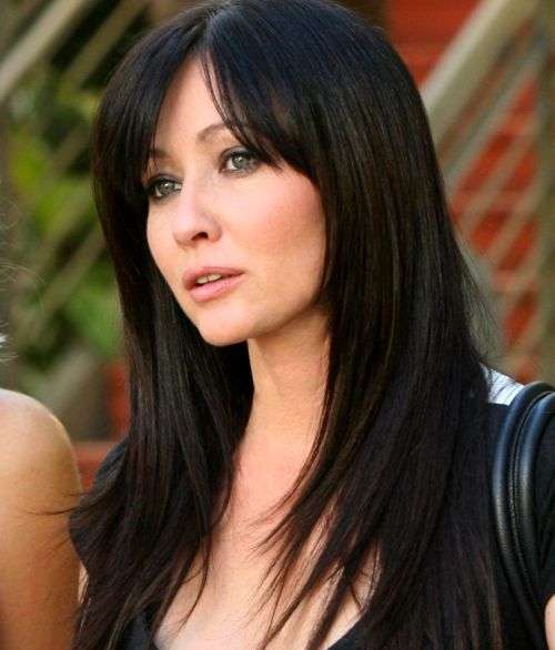 the best hair style 17 best images about shannen dotherty on luke 3549