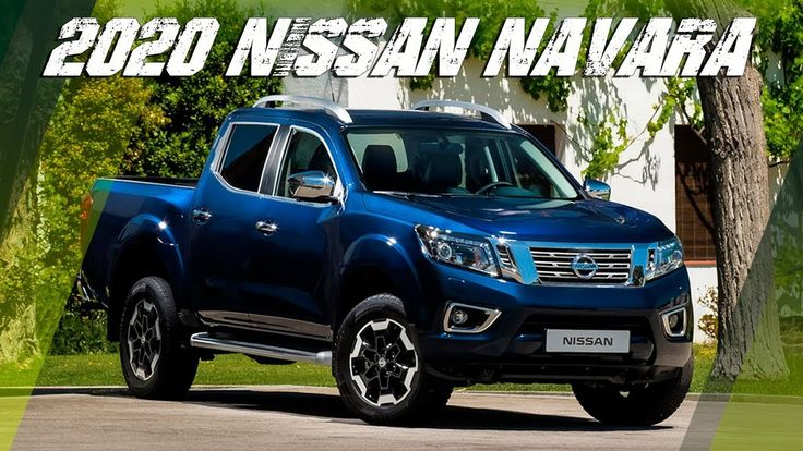 Nissan 2020 Frontier First Drive in 2020