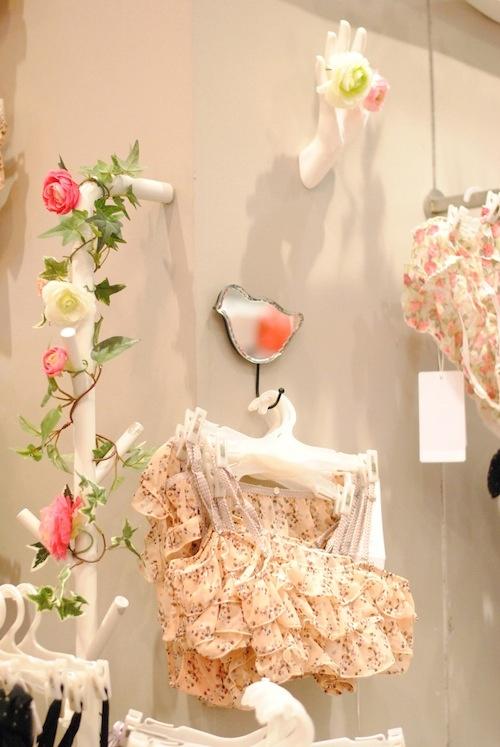 Anniversaire de la 20e année de la boutique des Ternes ! Nouvelle collection lingerie NAF NAF