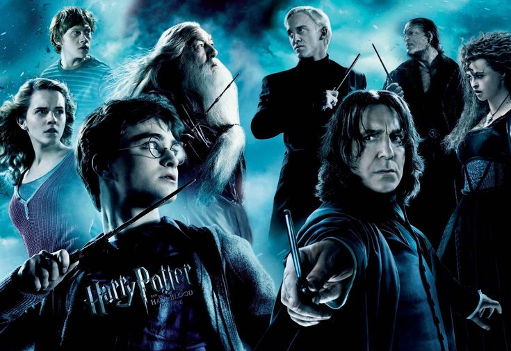 Which is your favorite Harry Potter book? | Playbuzz