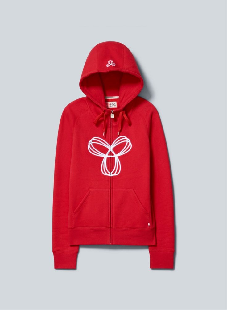TNA Pacific Hoodie, now available at Aritzia.com.