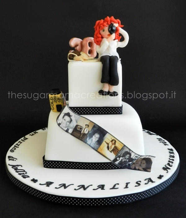 Photo Cake Ideas
