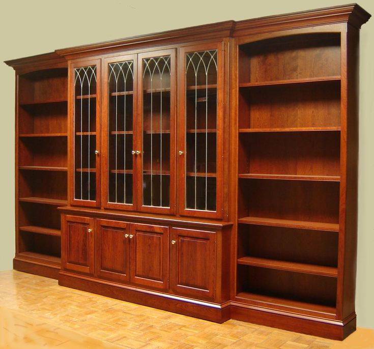 A cherry bookcase made wood is beautiful to accent any home decor. Which can only add to the appeal is the appeal of cherry wood, with its rich color and patina. With few supplies and a few carpentry skills, you can build shelves cherry on an afternoon that can be enjoyed for a lifetime. How to...