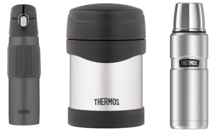 Amazon: Low Prices On Thermos Products {Thermos Stainless Steel Hydration Bottle $13.50 -reg. $22 + More} – Today ONLY!