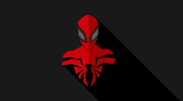 Spider Man Dark Minimal Avengers Avengers Wallpaper Hd Dark Wallpapers Abstract Wallpaper