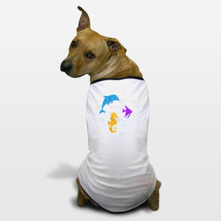 Shop for unique nursery art like the Glitter sea Dog T-Shirts by haroulita on BoomBoomPrints today!  Customize colors, style and design to make the artwork in your baby's room their own!