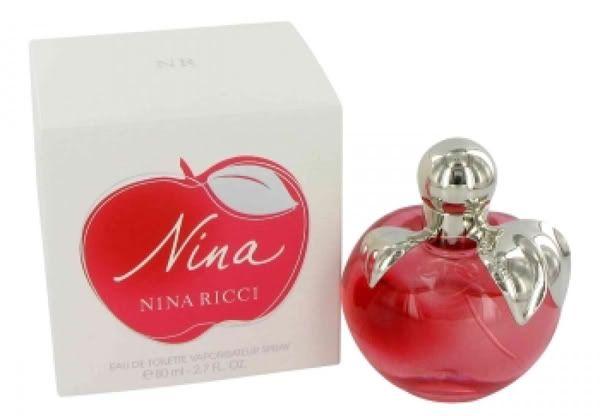 Nina by Nina Ricci Perfume Review and Notes List