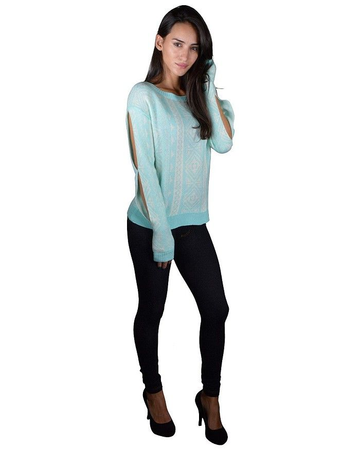 Geometric Pattern Sweater with Stylish Sleeves s Just $8.99 #affordable plus size clothing, #buy cheap clothes online, #buy clothes online, #buy clothes online, #cheapclothes, #cheap clothes for women, #cheap clothes online, #cheap clothing, #cheap clothing online, #cheap clothing sites, #cheap clothing stores, #cheap clothing stores online, #cheap clothing websites, #cheap fashion clothes, #cheap fashionable clothes, #cheap junior clothing, #cheap online clothing stores, #cheap online…