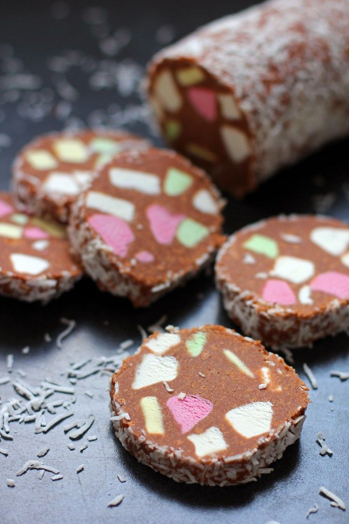 Sweet New Zealand:Lolly Cake Cut