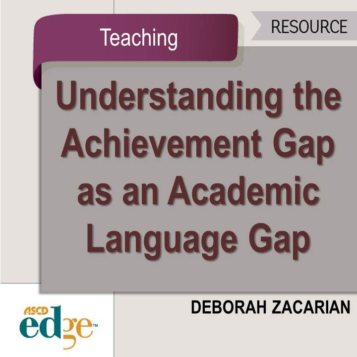 student achievement gap essay Name instructors name course date of submission achievement gap the achievement gap has been a part of the educational system of the united states since decades.