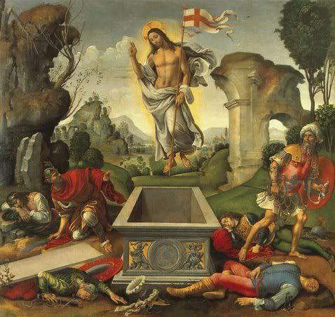LA RESURRECCIÓN DE JESÚS EN EL ARTE.   Jesus