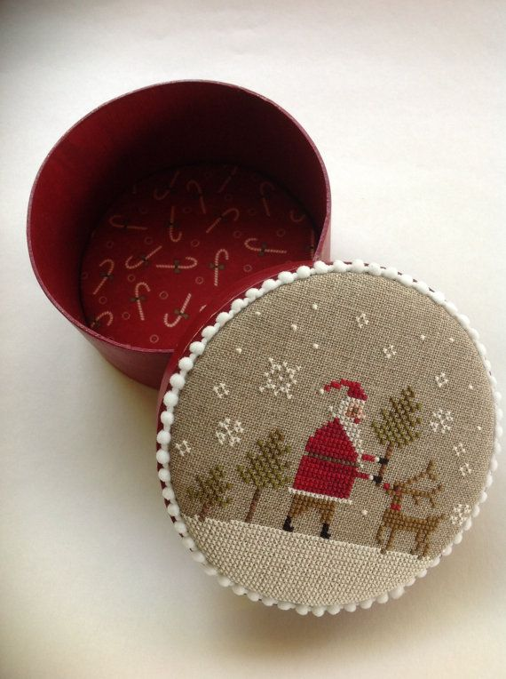 This is a design by Brenda Gervais titled Be Merry THIS IS RESERVED FOR PAM.