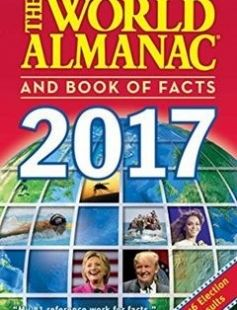 The World Almanac and Book of Facts 2017 free download by Sarah Janssen ISBN: 9781600572067 with BooksBob. Fast and free eBooks download.  The post The World Almanac and Book of Facts 2017 Free Download appeared first on Booksbob.com.