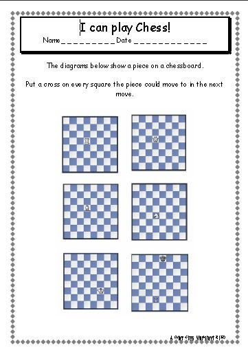 57 best Kid Activity images on Pinterest Chess, Chess games and - chess score sheet