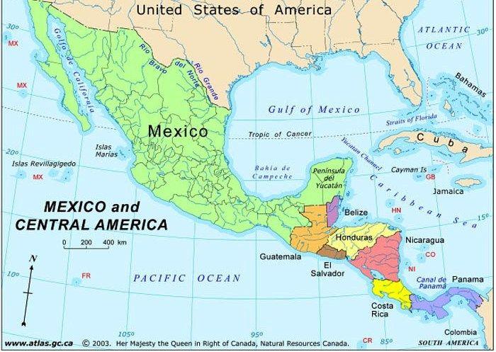 Belize Maya ruins &