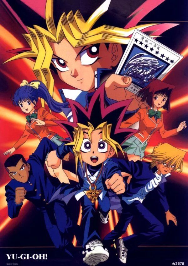 Netflix Brings Back 'YuGiOh!' Anime Episodes in 2020