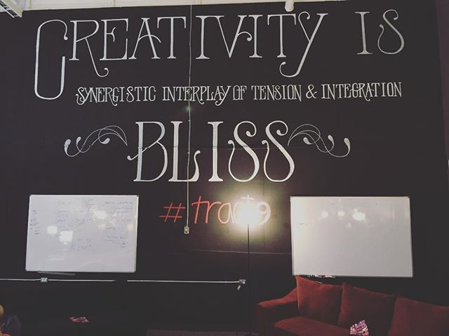 Massive Mural of #Creativity  Supporting the #Toronto #entrepreneur and #startup…