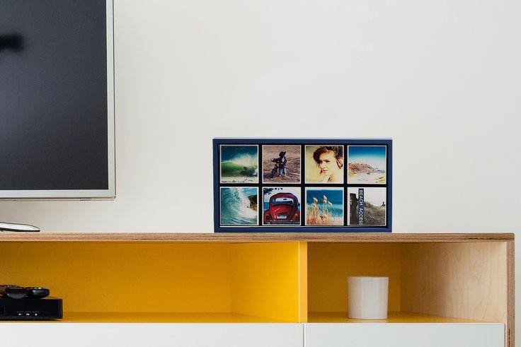 Horizontal Zoom - MagnaPix Display Unit http://magnapix.net