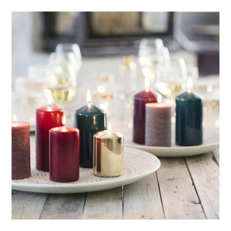 Lysfat - året rundt og til ulike anledninger Lysfat er veldig dekorative, både som del av borddekking til fest, hverdagspynt, og til anledninger som advent, jul og nyttårsfest. Få ideer til hvordan du kan bruke og dandere lysfat her!)