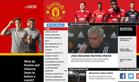 Man Utd take unusual step of confirming Alexis Sanchez transfer news on official website    via Arsenal FC - Latest news gossip and videos http://ift.tt/2ENAdDQ  Arsenal FC - Latest news gossip and videos IFTTT
