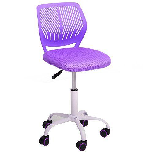 GreenForest Furniture Mid Back Adjustable Home Office Children Desk Chair, Purple -  https://www.wahmmo.com/greenforest-furniture-mid-back-adjustable-home-office-children-desk-chair-purple/ -  - WAHMMO