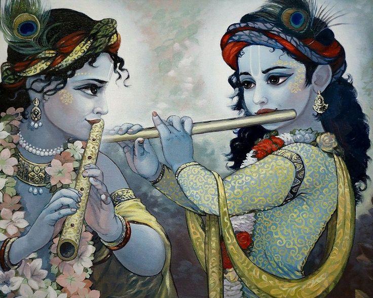 krishna, tere bansuri sun nahi pate hum ; (