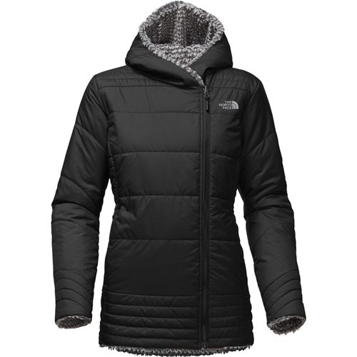The North Face Mossbud Swirl Parka for Women offers you options for wearing this comfortable, warm jacket this season. Thanks to reversible design, The North Face Mossbud Swirl Parka for Women is taffe