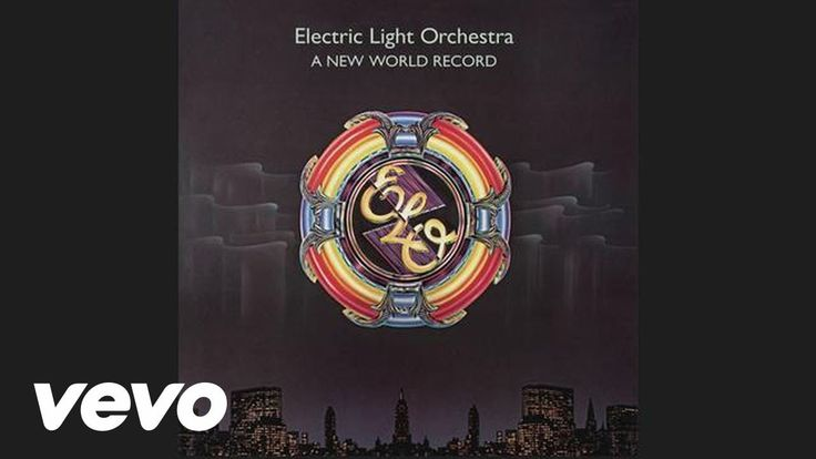 Electric Light Orchestra - Mission (A World Record) (Audio)