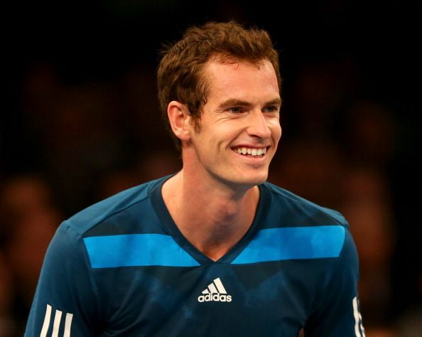 Andy Murray latest