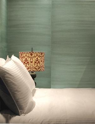 Metallic Plaster Bedroom Wall...