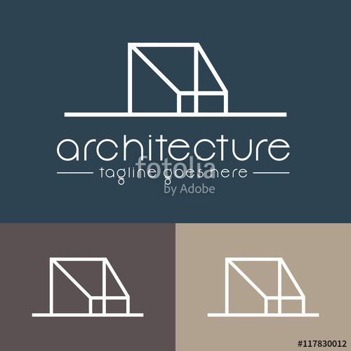 17 meilleures id es propos de logo architecte sur pinterest logo de l 39 architecture et logos. Black Bedroom Furniture Sets. Home Design Ideas