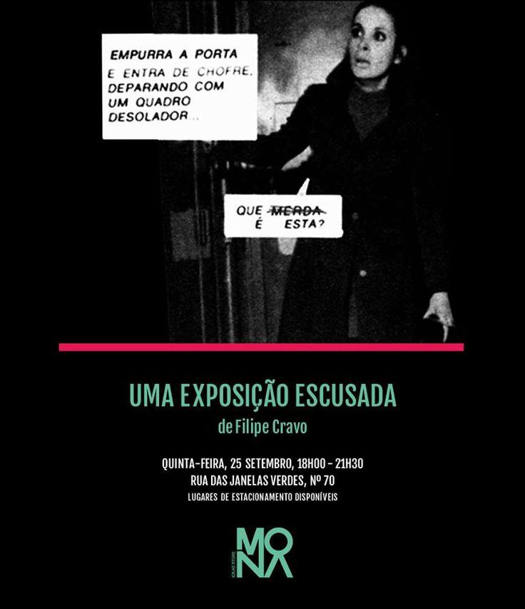 Filipe Cravo Uma Exposição Escusada@MONA