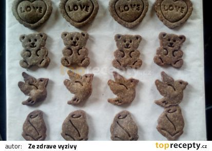 Pohankové sušenky recept