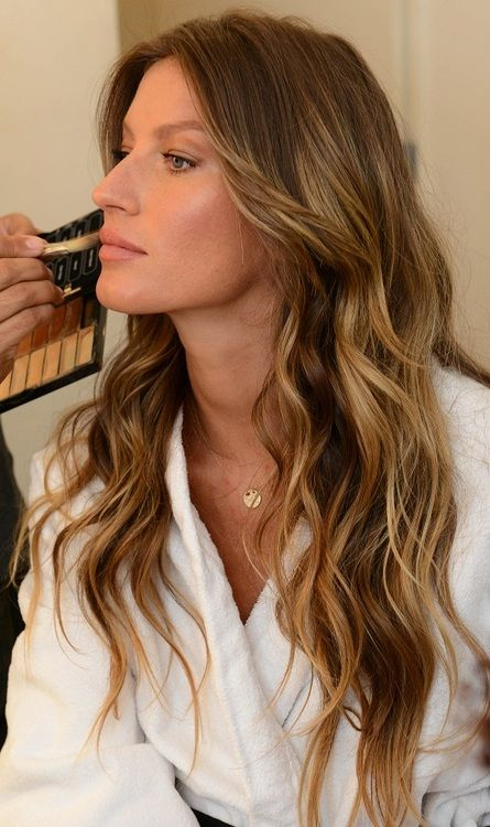 Gisele Sunkissed Hair