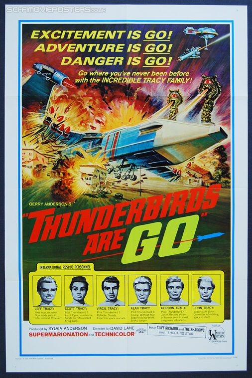 185 Best Images About Thunderbirds Are Go On Pinterest