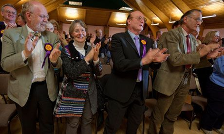 What would a Ukip Britain look like?