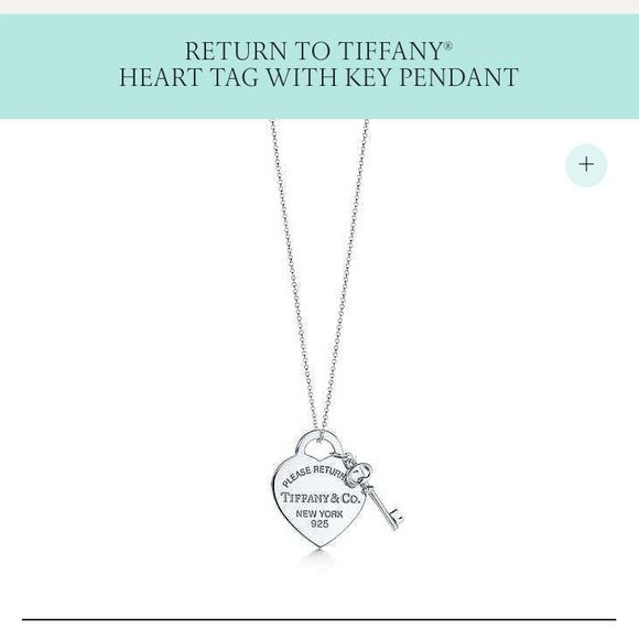 Tiffany & Co. Necklace Authentic Tifanny & Co. Necklace! Got it for my birthday and I barely wear it almost forgot I had it! Still in good condition so I'm trying to sell it close to its normal price but I am open to offers :) Tiffany & Co. Jewelry Necklaces
