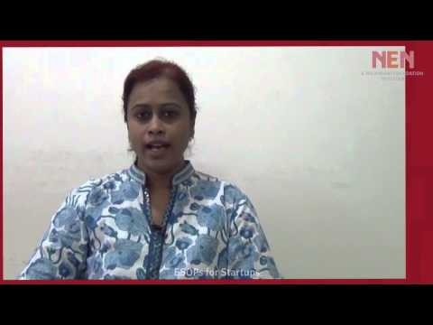 ESOPs for Startups:In this course  Sharda Balaji, CEO, NovoJuris demystifies this complicated topic.
