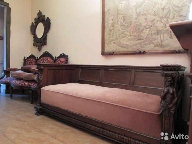 Антикварный диван купить в Москве на Avito — Объявления на сайте Avito